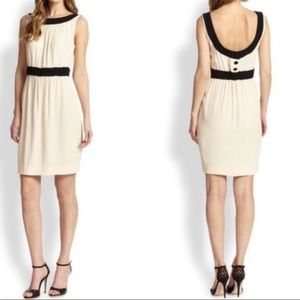 NWT Kate Spade Havana Fluid Crepe Sheath Dress